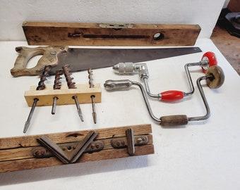 Antique Tool Set 6