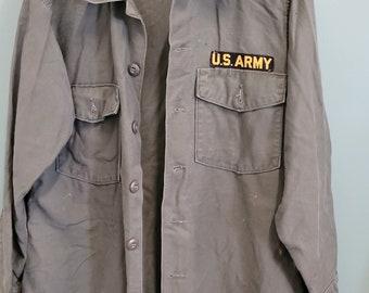 Vintage US Army Issue Original Shirt
