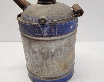 Small Antique Kerosene Can