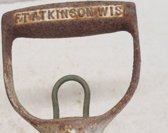 Very Old Bull Nose Lead - Interesting Piece!