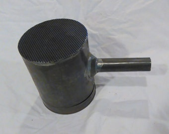 Antique Tin Shaker