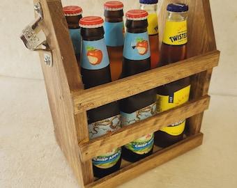 Handmade Bottle Carrier