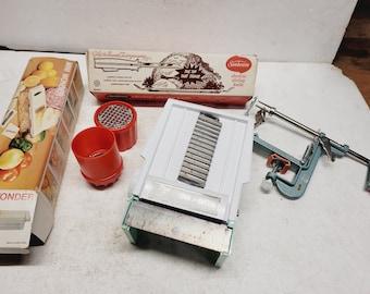 Vintage 5 Piece Kitchen Gadgets - Electric Knife
