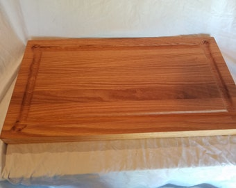 Carving Board with Juice Groove / Bread Board Made in Vermont