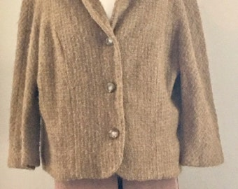 Vintage Woman's Mohair Jacket