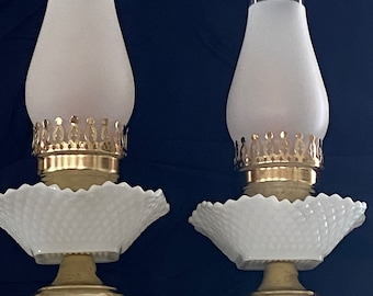 Beautiful Vintage Candle Holder Set