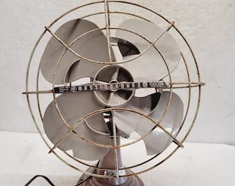 "Vintage Westinghouse 12"" Fan -Model 12LA5A"