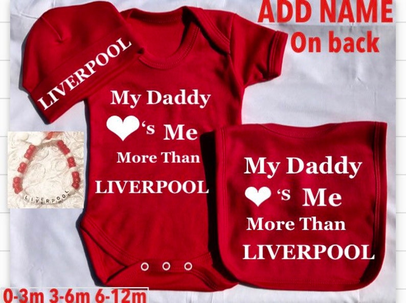 d21875ae246 Football personalised set with dummy clip Arsenal Man Utd