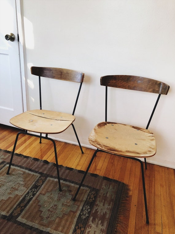 Brilliant Vintage Desk Chairs 1950S Atomic Planner Group Clifford Pascoe Iconic Chair Uwap Interior Chair Design Uwaporg