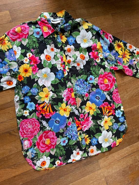 Malia Hawaiian Beach Cover Up Dress Tunic, house … - image 10