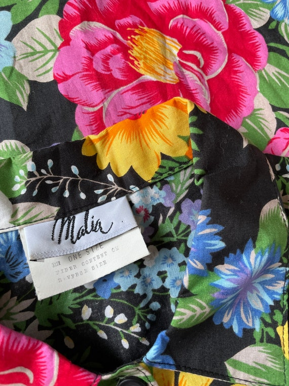 Malia Hawaiian Beach Cover Up Dress Tunic, house … - image 9