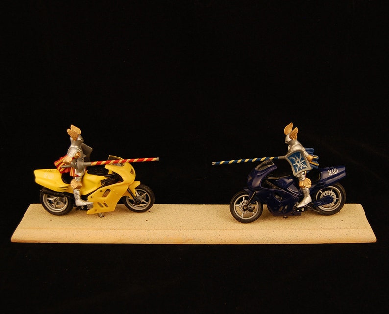 Surely You Joust motorcycles image 0