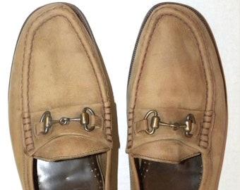 74ba4b1e17f2e Horse bit loafers | Etsy