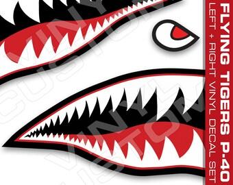 Shark Teeth Etsy