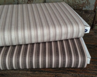 Fabric: HALF YARD - Shades of Grey - Stripe - 41294 - by Nancy Gere for Windham Fabrics