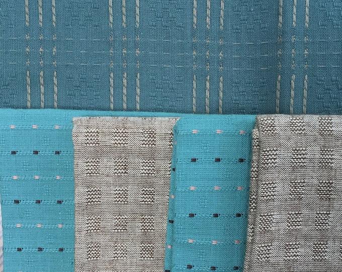 Fabric: Half YD 5 pc bundle - cotton Wovens