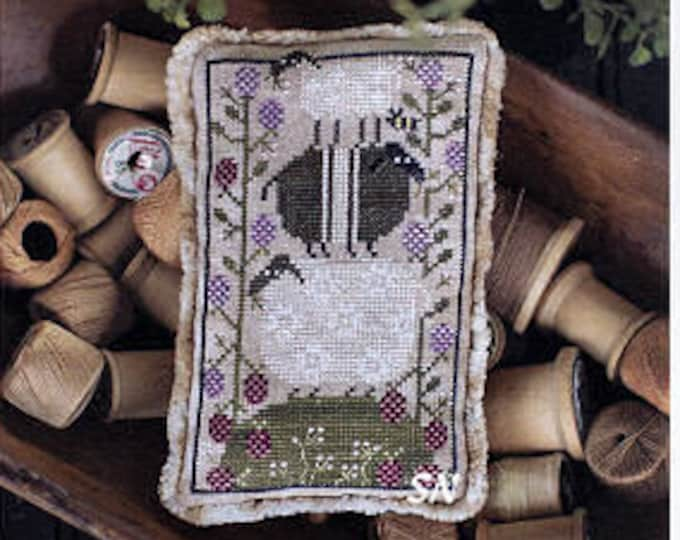 Pattern: Sheep Heap - Cross Stitch  by Plum Street Samplers