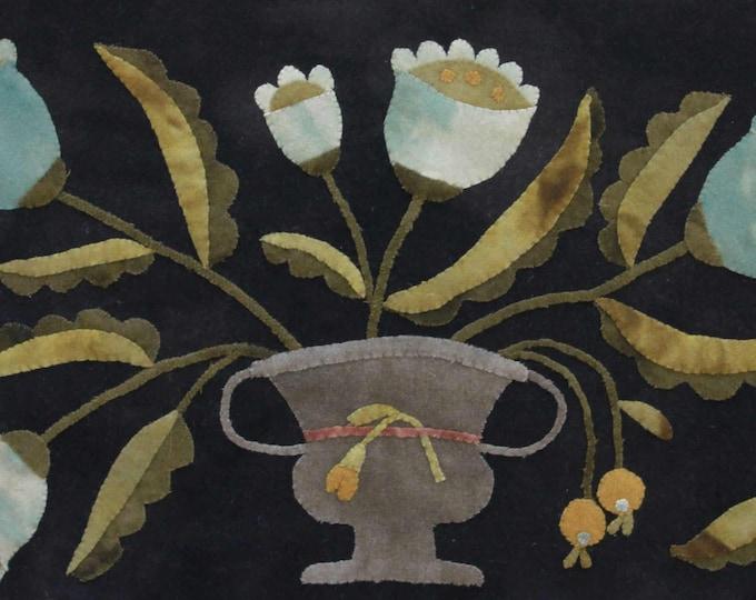 "Pattern: ""Bluebells"" by  Maggie Bonanomi"