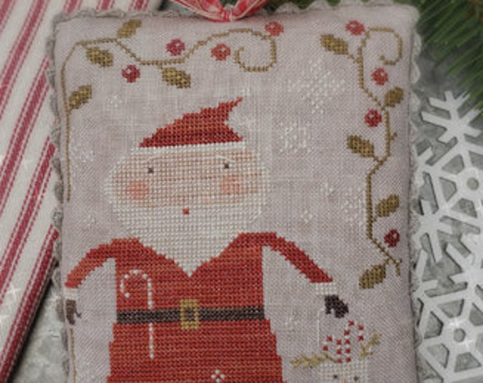Pattern: Merry Old Soul  -  Brenda Gervais - Country Stitches - With Thy Needle and Thread - Brenda Gervais