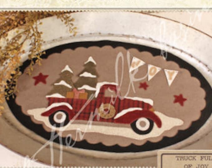 """Pattern: """"Truck Full of Joy"""" by Buttermilk Basin"""