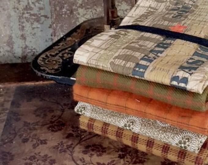 """Fabric: Bundle FQ 5pc - """"Hunting Season"""""""