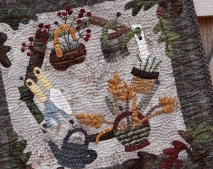 Pattern: Harvest Baskets by Yoko Saito