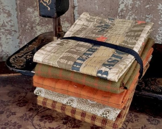 "Fabric: Bundle FQ 5pc - ""Hunting Season"""