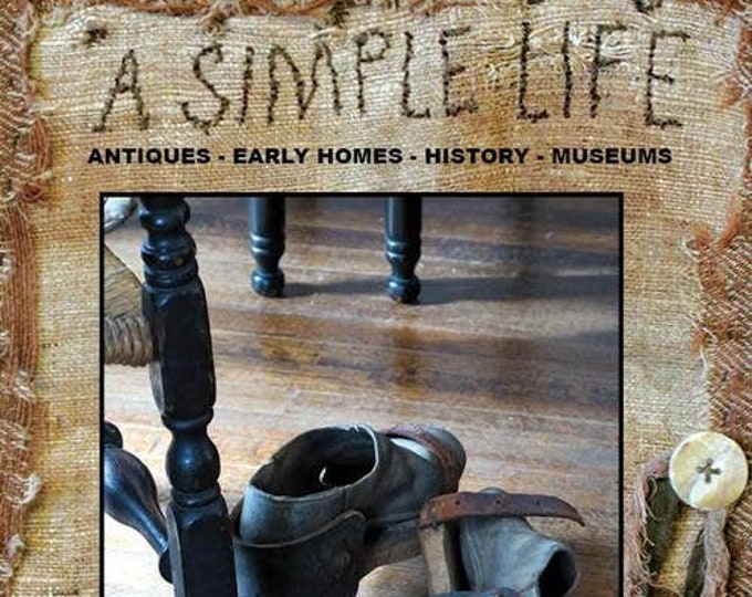 Magazine: 2018 Winter issue - A Simple Life