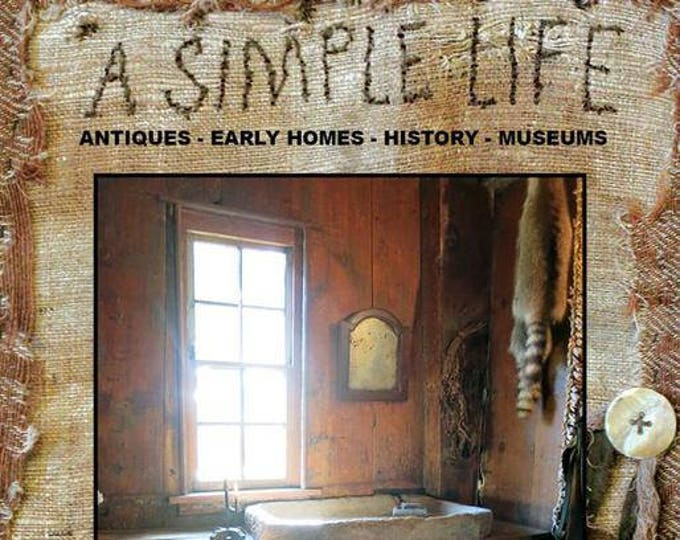Magazine: 2017 Winter issue - A Simple Life