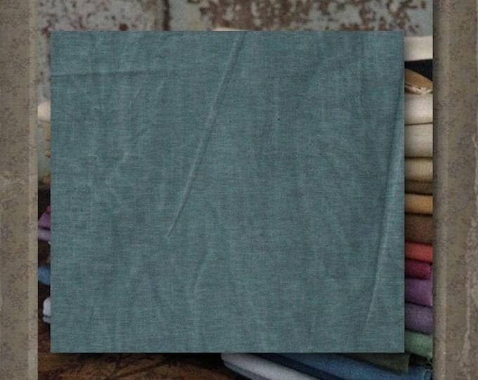 "Aged Muslin: ""Alpine"" (New) - Color #7696-0117 Marcus Fabrics"