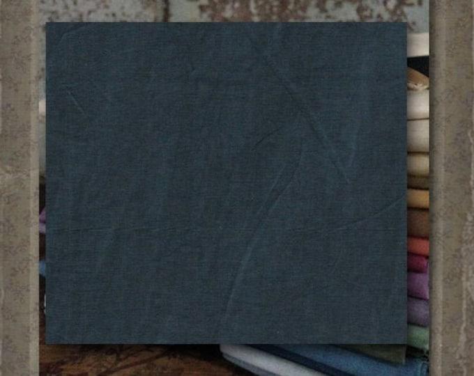 Fabric 1 YARD: Aged Muslin Cloth (New) - Ink #9667 Marcus Fabrics