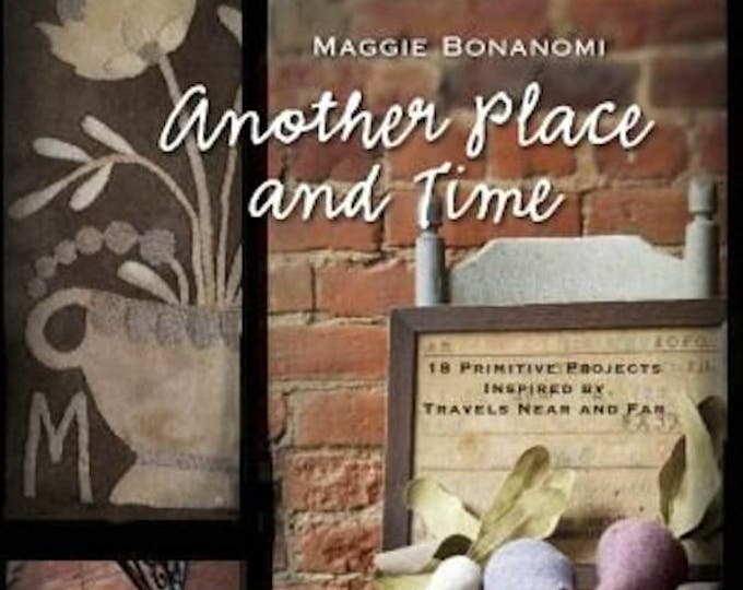 Featured listing image: Pattern Book: Another Place and Time - Special Out of Print Edition