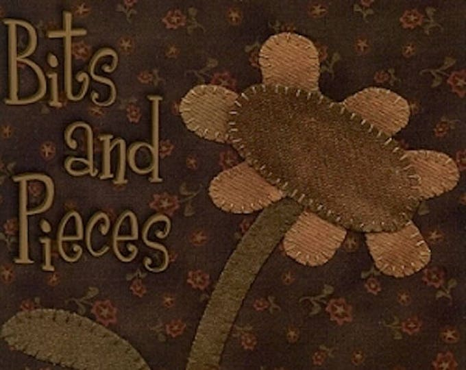 Pattern Book: Bits and Pieces - by Whimsicals