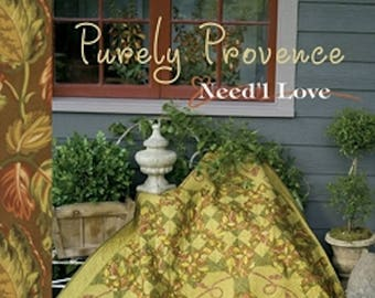 Pattern Book: Purely Provence from Need'l Love