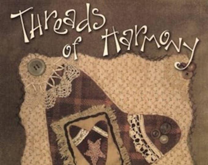 Pattern Book: Threads of Harmony - by Whimsicals