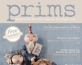 Magazine: Spring/Summer 2017 Prims - Stampington and Company