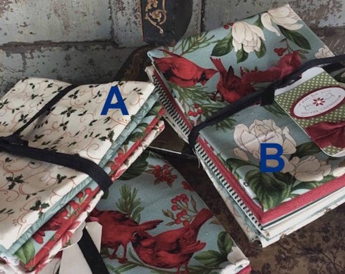 Fabric: Bundle Half Yard - Christmas Assorted