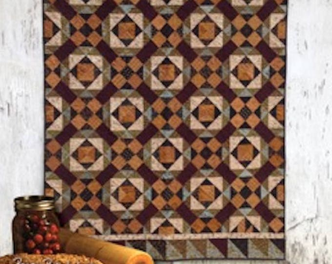 Pattern: Pick a Pie Quilt Pattern by Primitive Pieces by Lynda