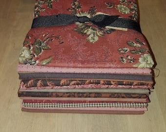 Fabric: Bundle HALF YD 12pc Reproduction Sampler