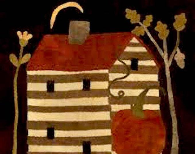 """Wool Kit & Pattern: """"The Pumpkin that Grew Too Big"""" by Maggie Bonanomi"""