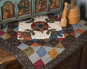 Pattern: Bloom Quilt by Jill Shaulis for Kindred Spirits
