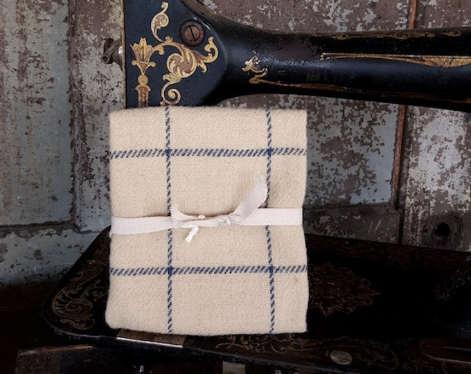 "Wool: Mill-Dyed 16"" x 13"" Cut Fabric by Moda Fabrics"
