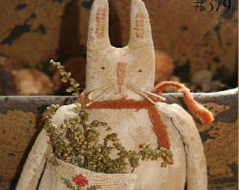 Pattern: Sweet Clover  by Brenda Gervais for Country Stitches/ With thy Needle & Thread
