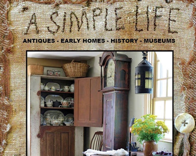Magazine: 2019 Summer issue - A Simple Life