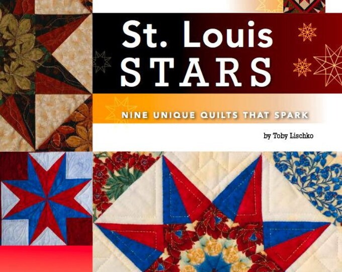 Pattern Book: St Louis Stars by Toby Lischko