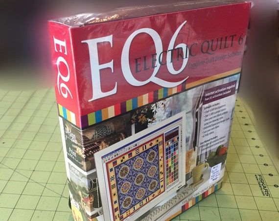 Notions: EQ6 Quilting Software