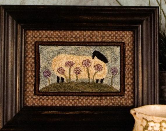 Pattern: Punch Needle - Peaceful Prairie - Threads That Bind