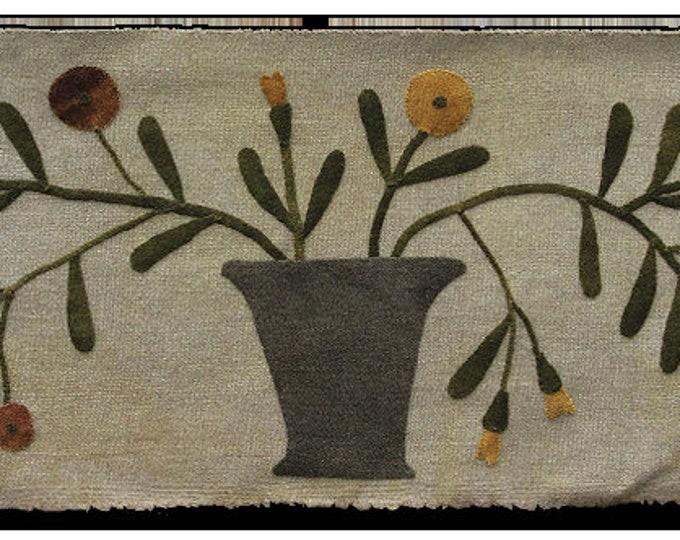 "Wool Kit and Pattern: ""Sunshine in a Zinc Pot"" by  Maggie Bonanomi"