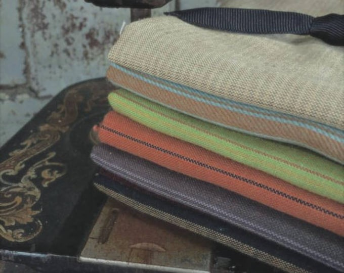 Fabric: Bundle FQ Homespuns 6pc - Farm & Country