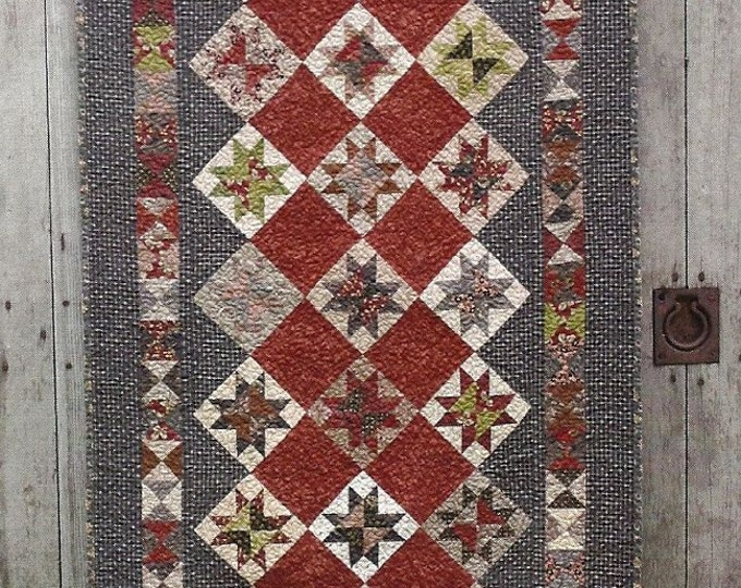 Pattern: Mixed Peppercorn Quilt Pattern by Country Threads